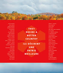 They desire a better country : the Order of Canada in 50 stories = Ils desirent une patrie meilleure : l'Ordre du Canada en 50 histoires
